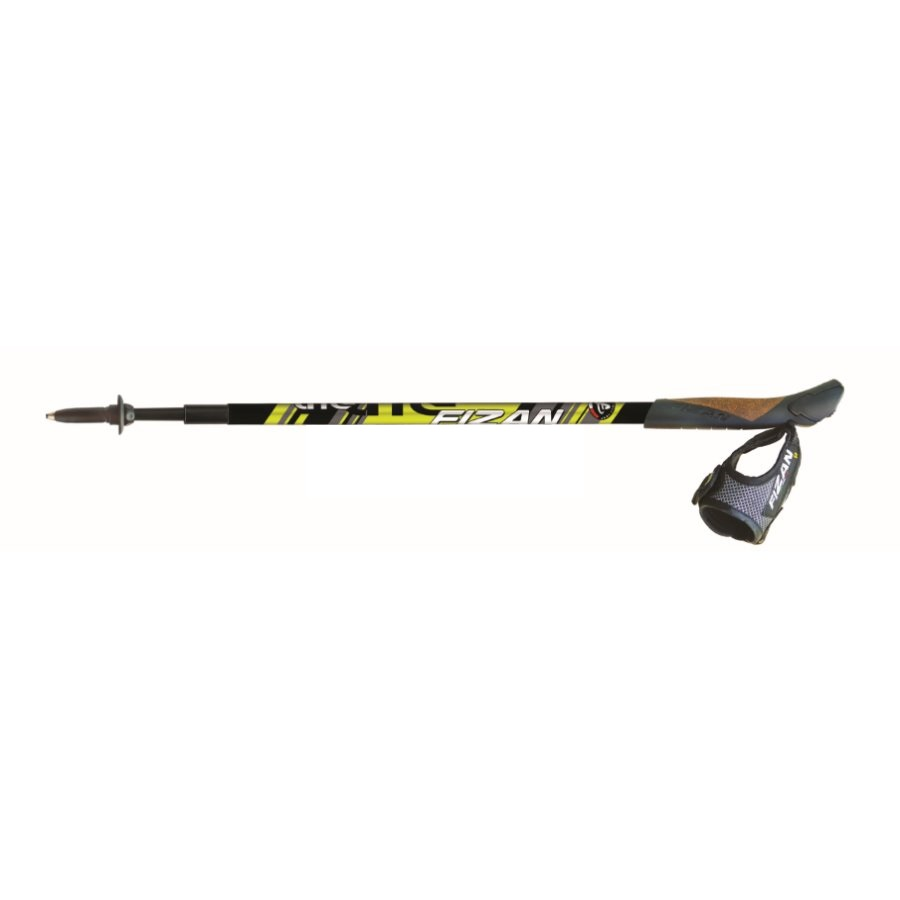 hole Nordic walking FIZAN NW LITE yellow